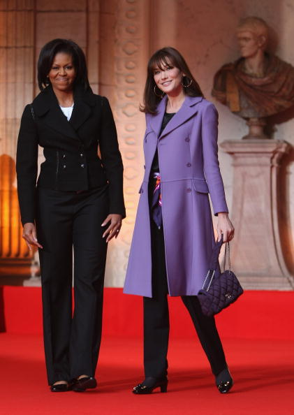 Michelle Obama 2009 Fashion Hits
