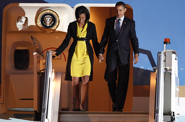 Michelle Obama 2009 Fashion Pics